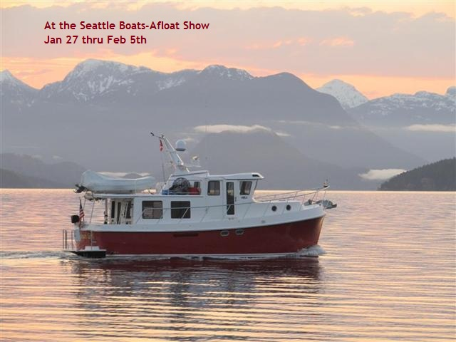 Come and see Expedition Yacht Sales in slip D29 at the Seattle Boats-Afloat ...