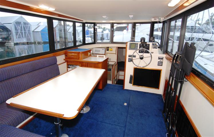 Sold Boat 1999 Camano Troll 31 Expedition Yacht Sales Llc