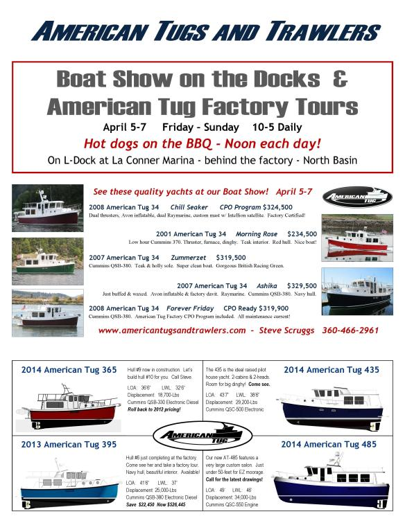 American Tug Boat Show
