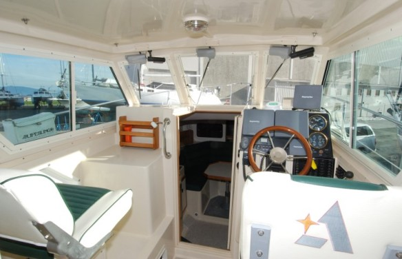 Sold Boat: Albin 28 with Yanmar 315 diesel | Expedition
